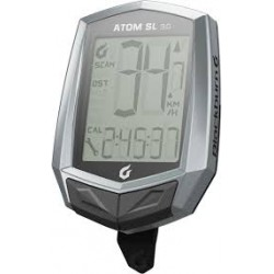 BLACKBURN ATOM SL 3.0 無線咪錶-銀色