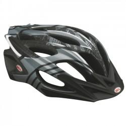 BELL 2013 INFLUX 頭盔-啞黑鈦色條紋-大碼-2038147