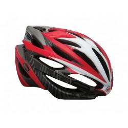 BELL 2013 ARRAY 頭盔-紅/黑-2038223