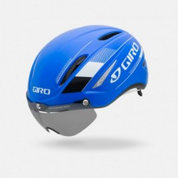 GIRO 2014 AIR ATTACK SHIELD 頭盔-藍/白色