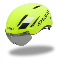 GIRO 2014 AIR ATTACK SHIELD 頭盔-螢光黃/黑色-細碼