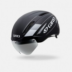 GIRO 2014 AIR ATTACK SHIELD 頭盔-黑銀色