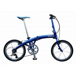 DAHON 2014 MU EX 折疊車-藍色-20'-10波