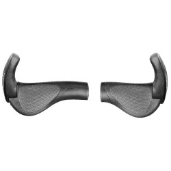 ERGON GP2-L 手筒連複合材質牛角- 大碼- 左長右短