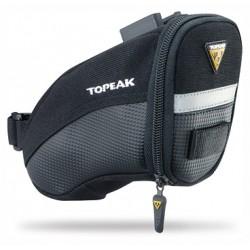 TOPEAK AERO WEDGE PACK 扣位式流線型尾袋-細碼