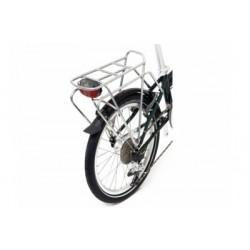 DAHON 最新款TRAVELLER 銻尾架-20'連不鏽鋼螺絲-銀